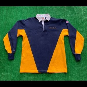 Great Britain Austin Healey Barbarian Rugby Polo